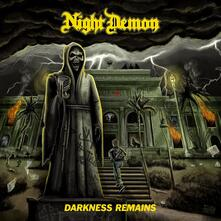 Darkness Remains - CD Audio di Night Demon