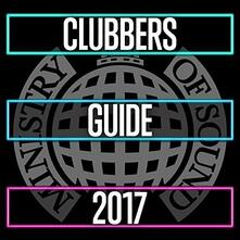 Clubber Guide 2017 - CD Audio