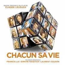 Chacun Sa Vie - CD Audio