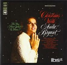 Do You Hear What I Hear - CD Audio di Anita Bryant