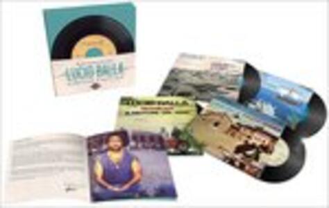 Radio Capital presenta Lucio Dalla Limited Edition - Vinile 7'' di Lucio Dalla