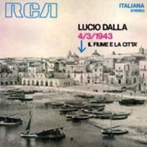 Radio Capital presenta Lucio Dalla Limited Edition - Vinile 7'' di Lucio Dalla - 2