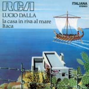 Radio Capital presenta Lucio Dalla Limited Edition - Vinile 7'' di Lucio Dalla - 3
