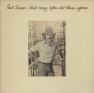 Still Crazy After All These Years - Vinile LP di Paul Simon