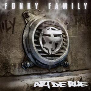Art De Rue - Vinile LP di Fonky Family