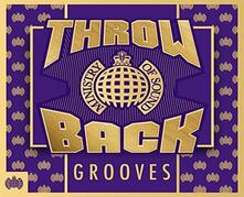 Throw Back Grooves (Box Set) - CD Audio