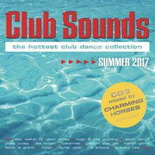 Club Sounds Summer 2017 - CD Audio