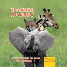Les Comptines des Animaux - CD Audio