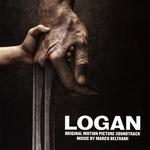 Cover della colonna sonora del film Logan - The Wolverinev