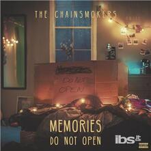 Memories: Do Not Open - Vinile LP di Chainsmokers