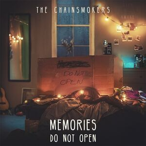 CD Memories... Do Not Open di Chainsmokers