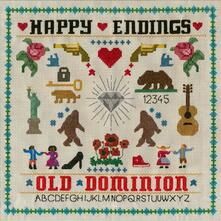 Happy Endings - Vinile LP di Old Dominion