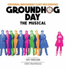 Groundhog Day. The Musical (Original Broadway Cast) - CD Audio