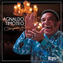 Obrigado Cauby - CD Audio di Agnaldo Timoteo