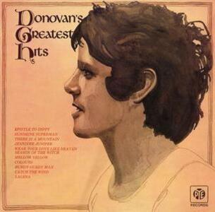 Greatest Hits 1969 - Vinile LP di Donovan