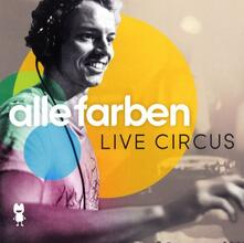 Alle Farben Live Circus - CD Audio