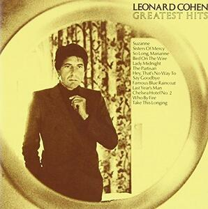 Greatest Hits - Vinile LP di Leonard Cohen