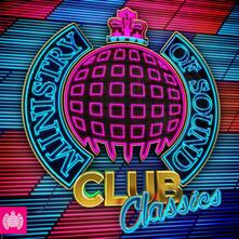 Ministry Of Sound. Club Classics - CD Audio