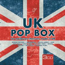 Uk Pop Box (Box Set) - CD Audio