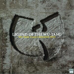 Legend of the Wu-Tang. Wu-Tang Clan's Greatest Hits - Vinile LP di Wu-Tang Clan