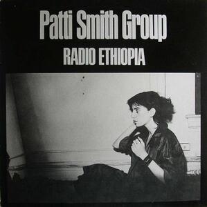 Radio Ethiopia - Vinile LP di Patti Smith (Group)