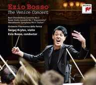 CD Ezio Bosso in Venice Ezio Bosso