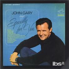 Sings Especially For You - CD Audio di John Gary