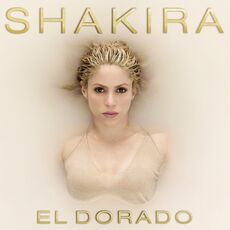 CD El dorado Shakira