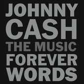 Vinile Johnny Cash. Forever Words