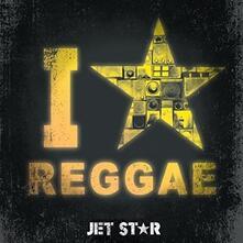 I Love Reggae - CD Audio