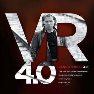Vasco Rossi 4.0 - Vinile LP di Vasco Rossi