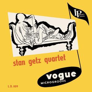 Stan Getz Quartet - Vinile LP di Stan Getz