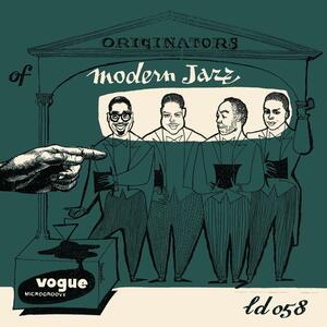 Originators of Modern Jazz - Vinile LP