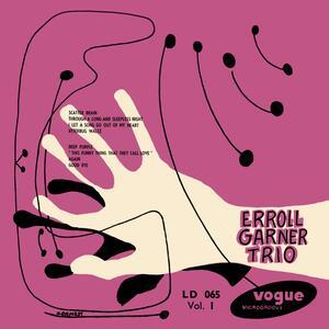 Erroll Garner Trio vol.1 - Vinile LP di Erroll Garner