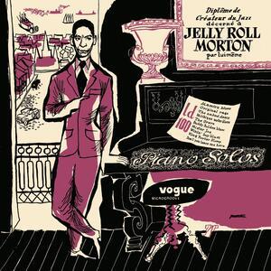 Piano Solos - Vinile LP di Jelly Roll Morton