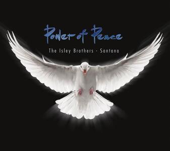 Power of Peace - Vinile LP di Santana,Isley Brothers