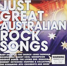 Just Great Australian - CD Audio