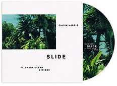 Vinile Slide Calvin Harris