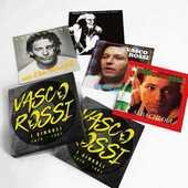 Vinile I singoli dal 1978 al 1981 Vasco Rossi
