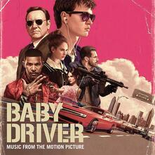 Baby Driver (Colonna sonora) - Vinile LP