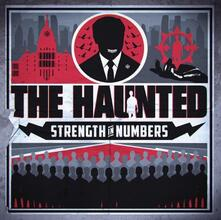 Strength in Numbers (CD Media Book Limited Edition + Stickers) - CD Audio di Haunted