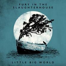 Little Big World. Live & Acoustic - Vinile LP di Fury in the Slaughterhouse
