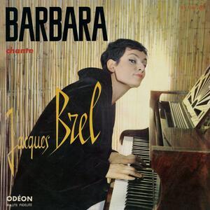 Chante Jacques Brel - Vinile 10'' di Barbara