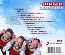 Halleluja - CD Audio di Die Jungen Zillertaler