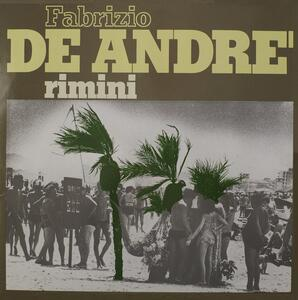 Rimini - Vinile LP di Fabrizio De André
