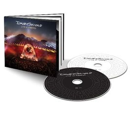 CD Live at Pompeii David Gilmour