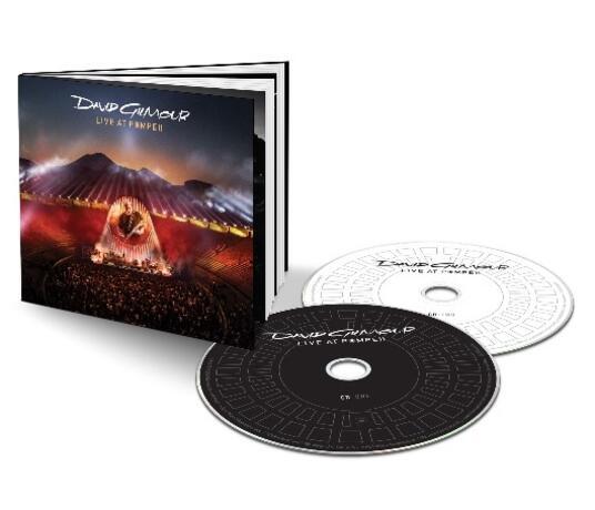Live at Pompeii (Digipack) - CD Audio di David Gilmour