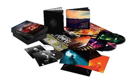 Live at Pompeii (Box Set) - CD Audio + Blu-ray di David Gilmour