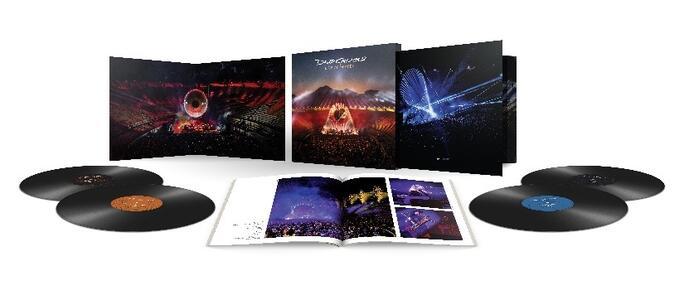 Live at Pompeii - Vinile LP di David Gilmour