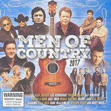Men Of Country 2017 - CD Audio